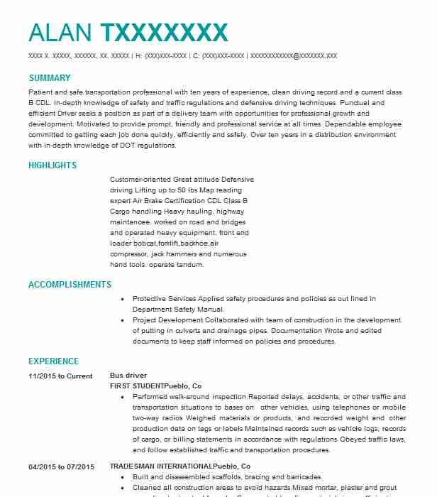 Pipefitter resume examples