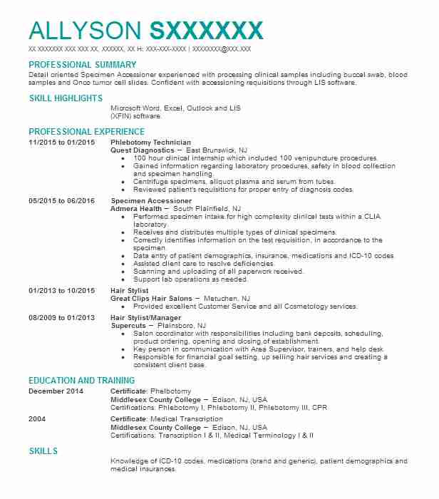 traveling surgical tech cst resume example mccall memorial