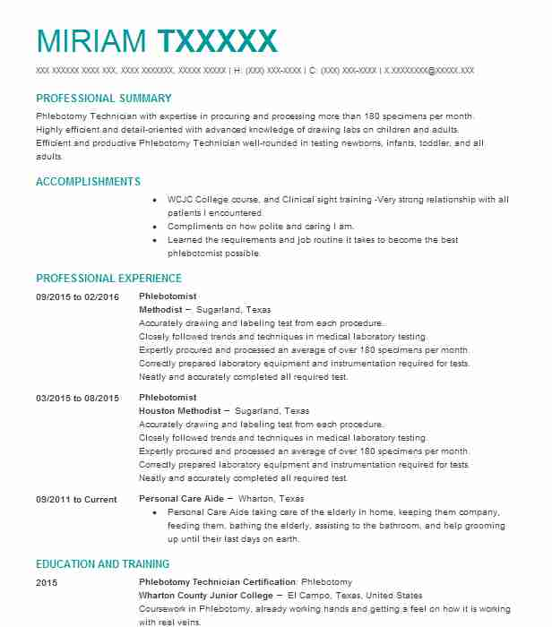 Find Resume Examples In East Bernard Tx Livecareer