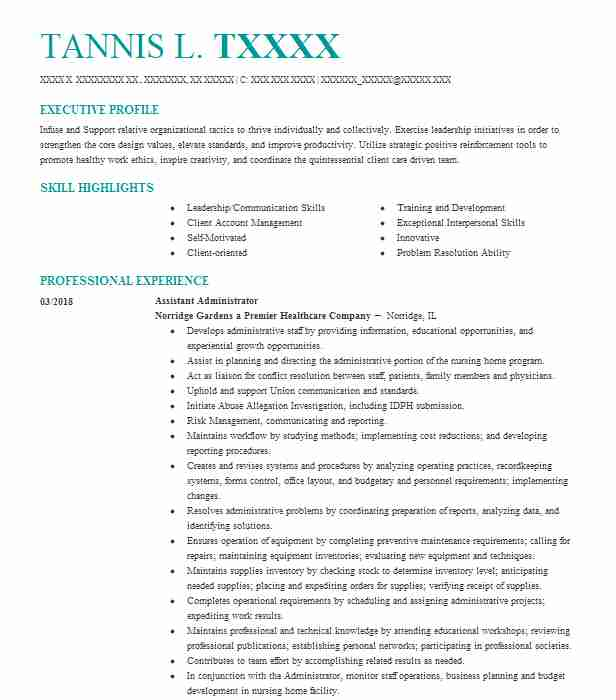 senior technical project manager resume example at t san