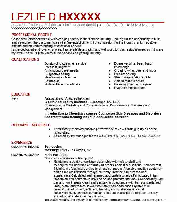 qualification skills for resumes