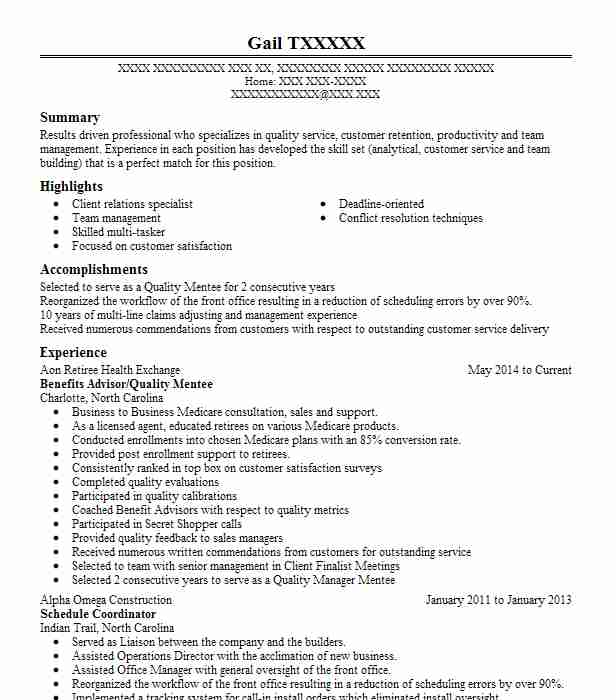 Create My Resume  Construction Estimator Resume
