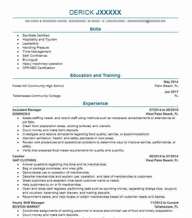 1127 Personal Trainers Resume Examples In Florida Livecareer