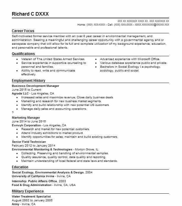 business development manager resume sample resumes misc livecareer