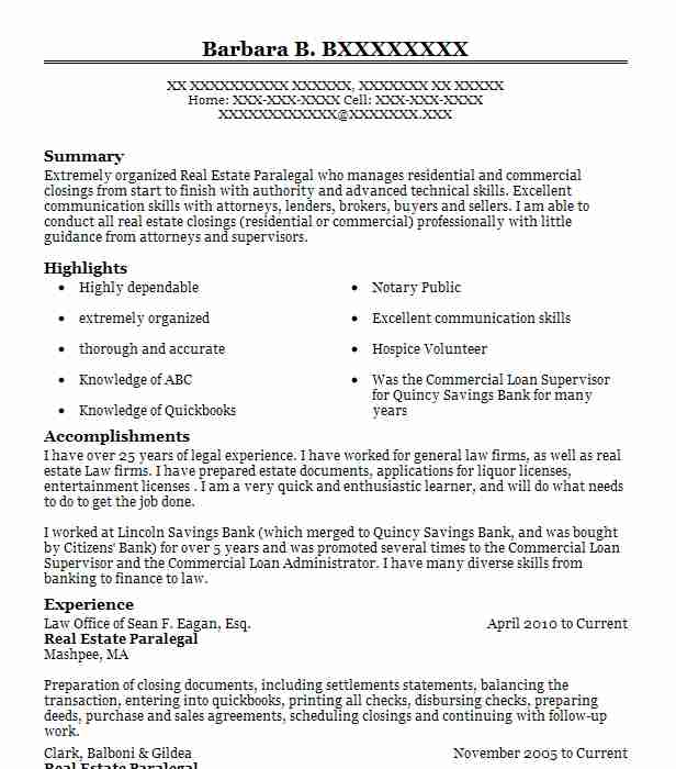 Commercial real estate paralegal resume top course work editor services for college