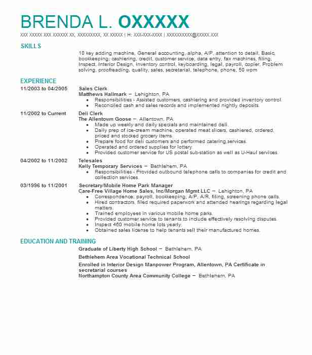 claims intake specialist resume example integrated risk