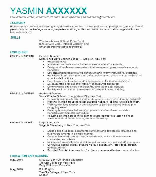 ip legal assistant resume example  patterson thuente