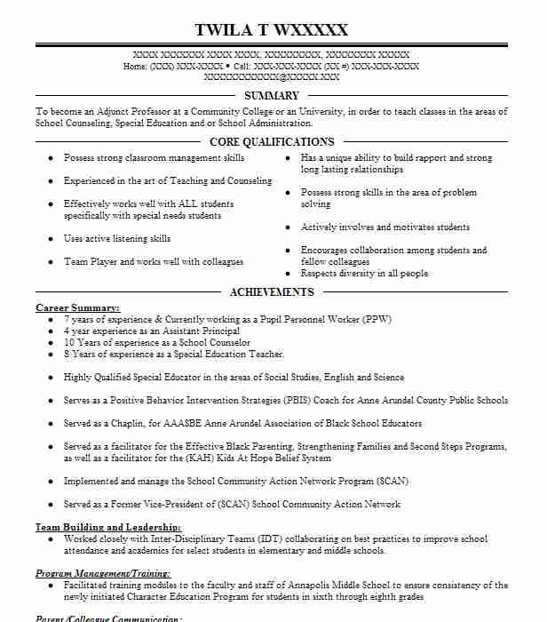 pupil accounting secretary resume example new york city