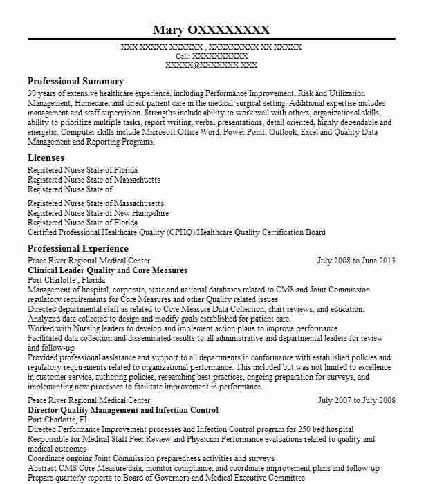core competencies leader resume example colpitts world