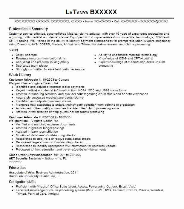 accounts payable receivable resume examples healthcare resumes