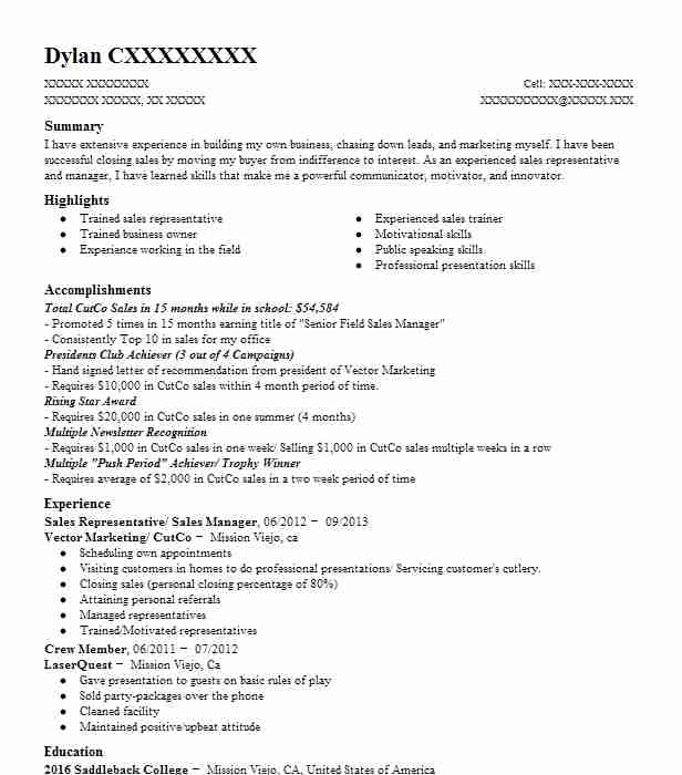 lubricant sales manager resume example erthal oil company