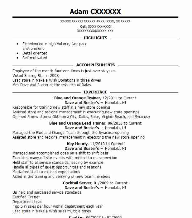 blue collar worker resume example lend lease construction