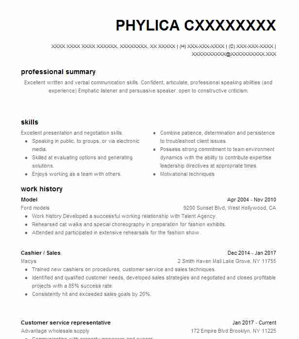 4459 Diet And Nutrition Resume Examples Fitness And Recreation