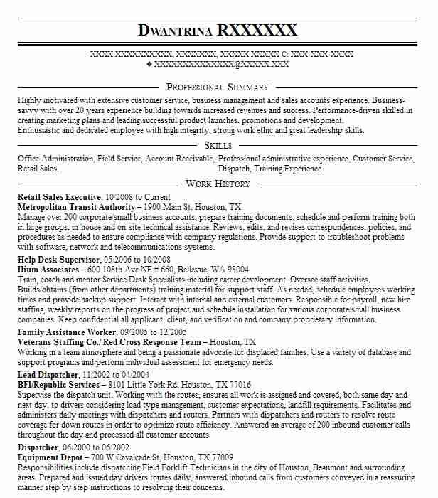 Retail Sales Executive Resume Sample Executive Resumes Livecareer
