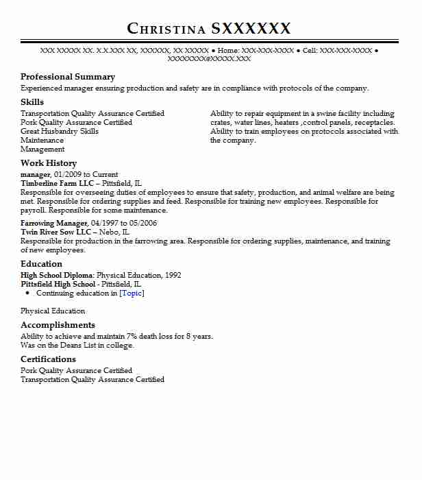 3 railroad resume examples management resumes livecareer