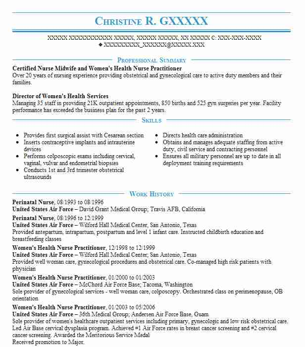 Rpn Sample Resume. Nurse Resume Sample Template. Rpn