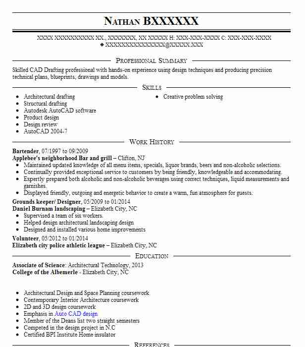 Landscaping Resume Sample 7 Landscape Architects Resume Examples In Atlanta  Ga Livecareer   Landscaping Resume Samples  Landscaping Resume Sample