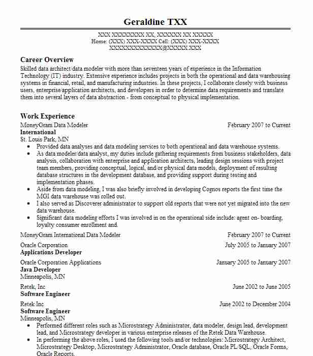 Eye Grabbing International Resumes Samples LiveCareer