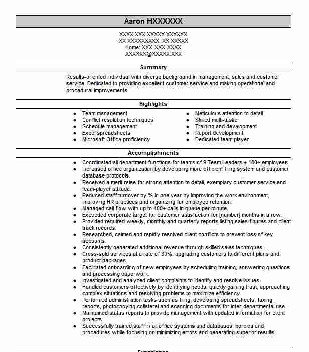 bank teller resume objectives resume sample