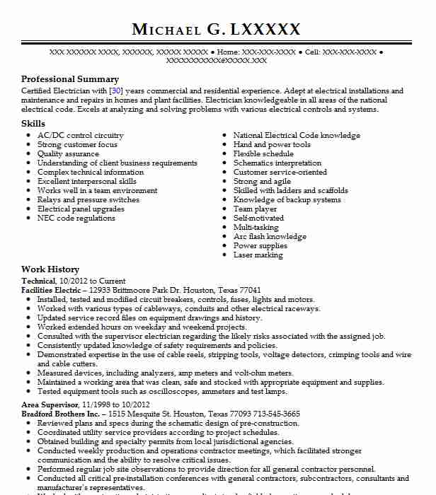 Eye-Grabbing Technical Resumes Samples | LiveCareer