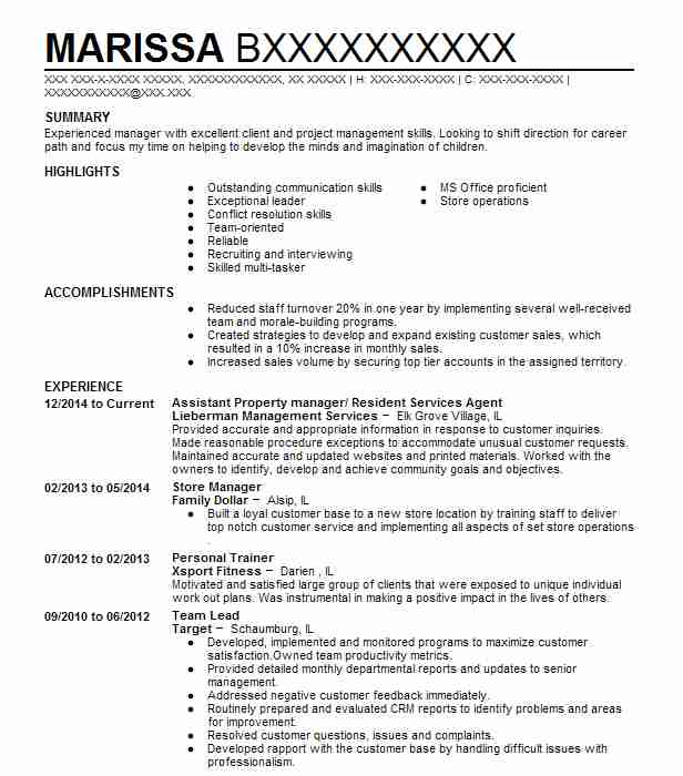 Awesome Create My Resume  Property Accountant Resume