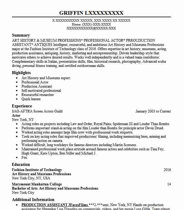 Acting modeling resume sample btec first diploma coursework