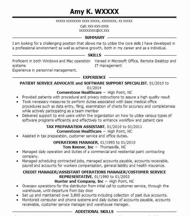 Louisiana Resume Examples | 175355 Resume Samples in Louisiana ...