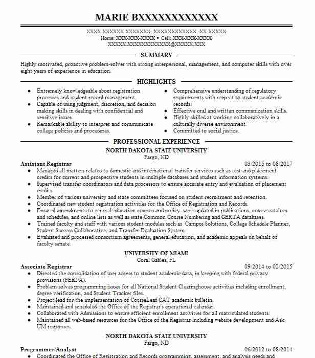 Cooking Instructor Resume Sample | Instructor Resumes | LiveCareer