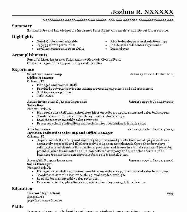 find resume examples in beacon  ny