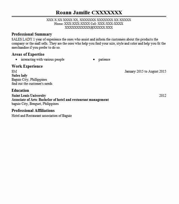 Saleslady resume templates how to write graffiti letters for beginners