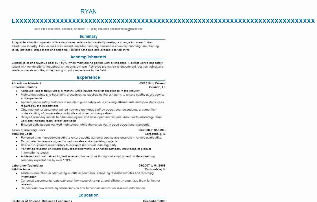 convention worker resume example conventions teamsters union