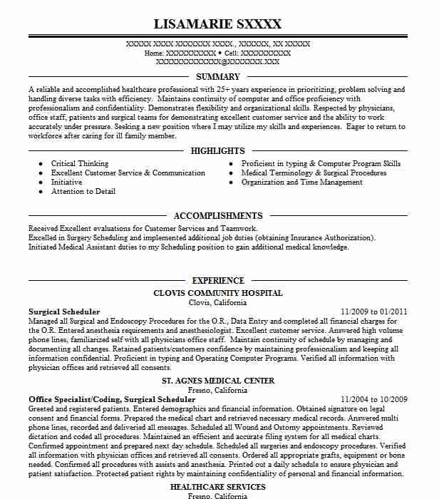Similar Resumes  Funeral Director Resume
