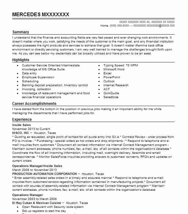 credit repair consultant resume example prime national credit