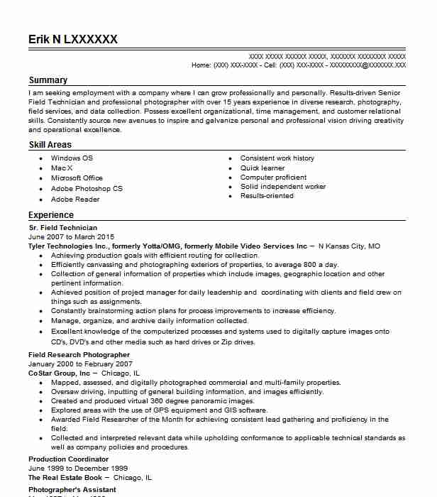 x ray technician resume sample technician resumes livecareer