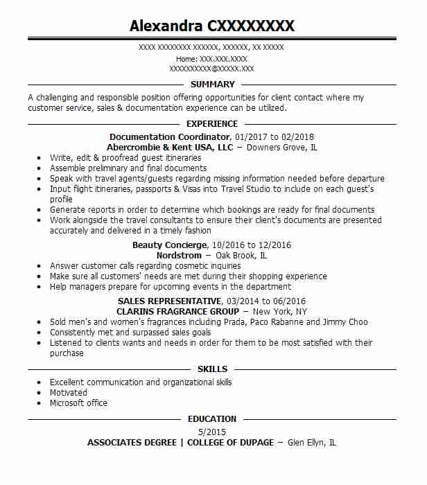 Similar Resumes  Objective On A Resume