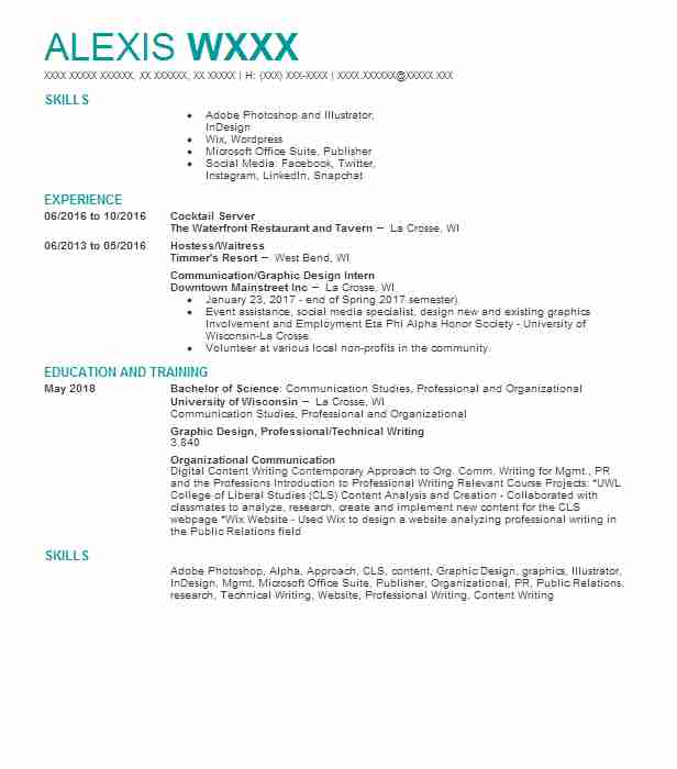Similar Resumes  Events Manager Resume