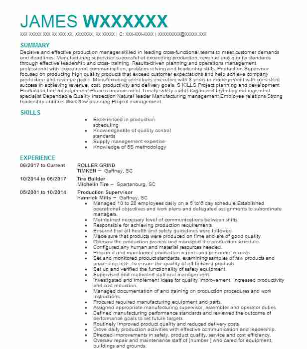scaffold builder resume sample
