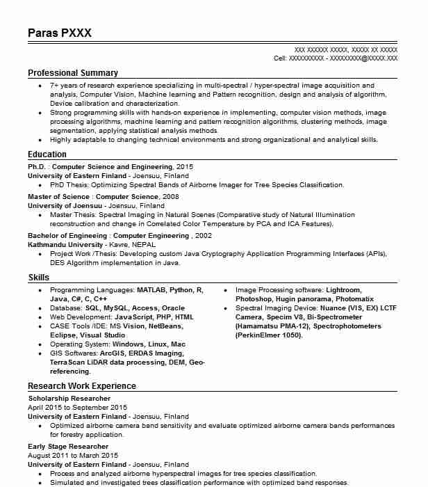 scholarship coordinator resume example the university of michigan  college of literature
