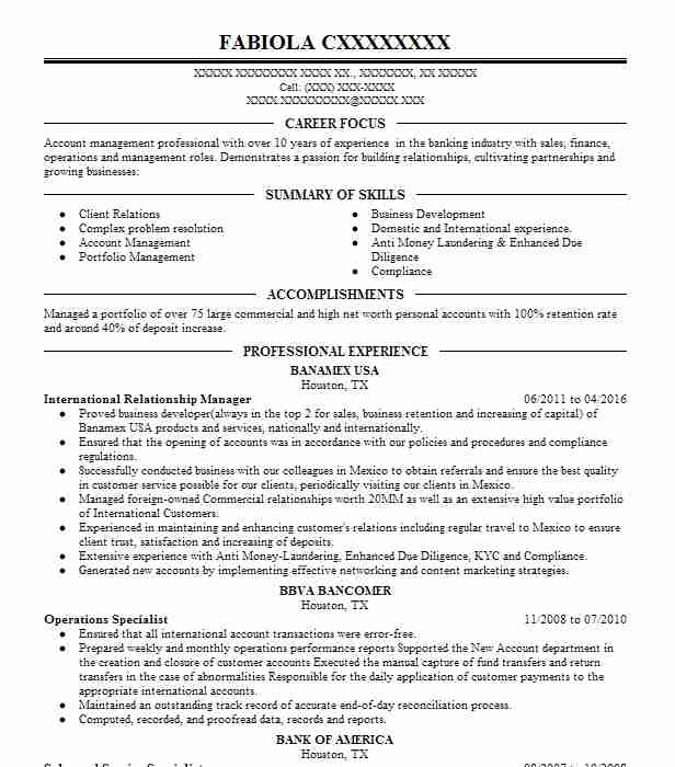 similar resumes - Coo Resume Sample