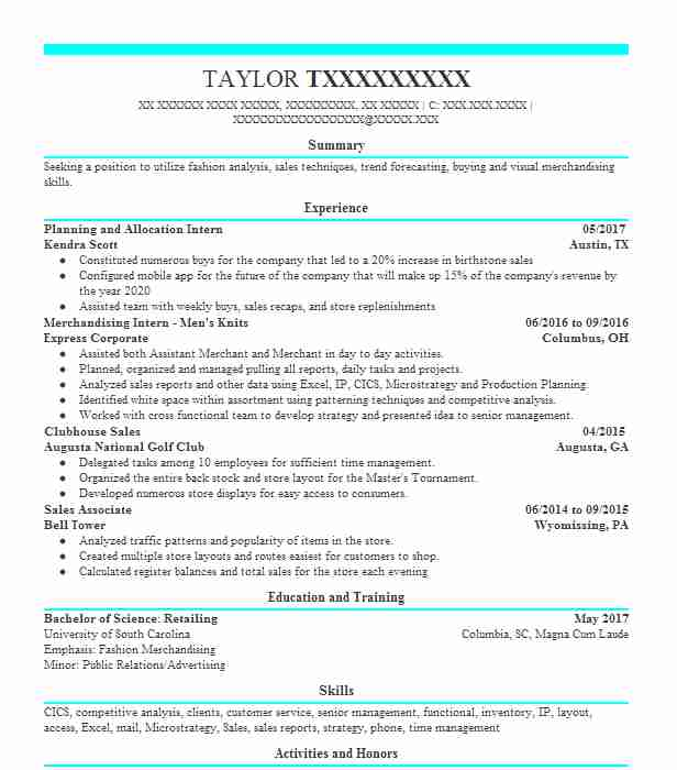 senior product development manager resume example  the