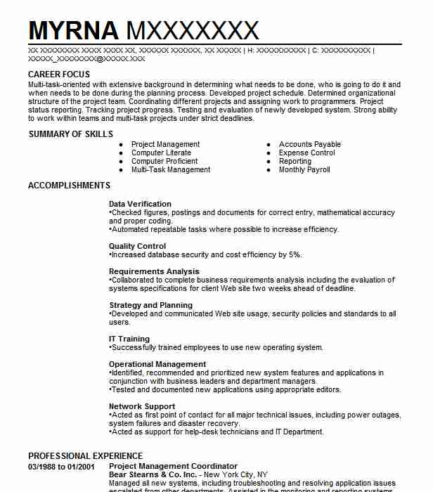 21 investment banking resume examples in staten island ny