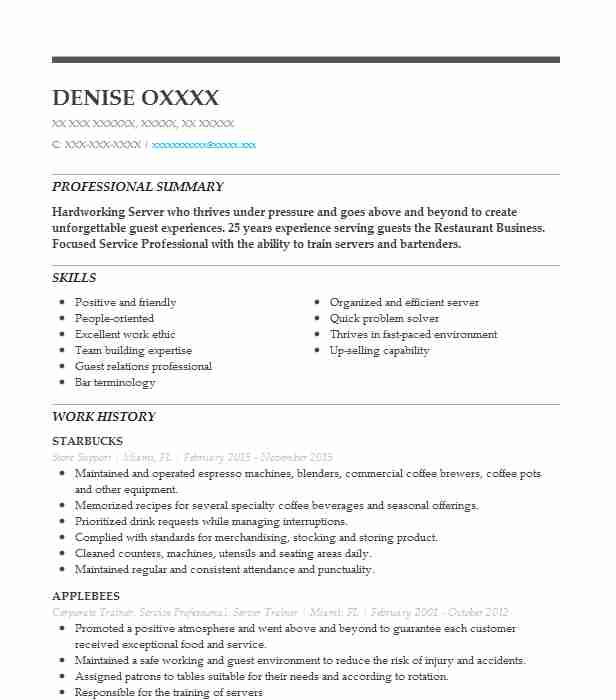 23 customer service resume examples