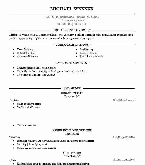 Political Science Resume Samples  Political Science Resume