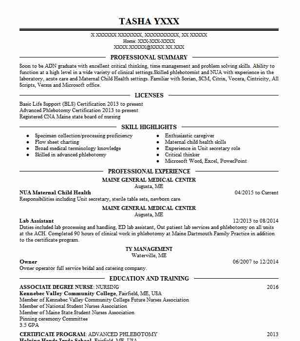 child health officer resume example unicef