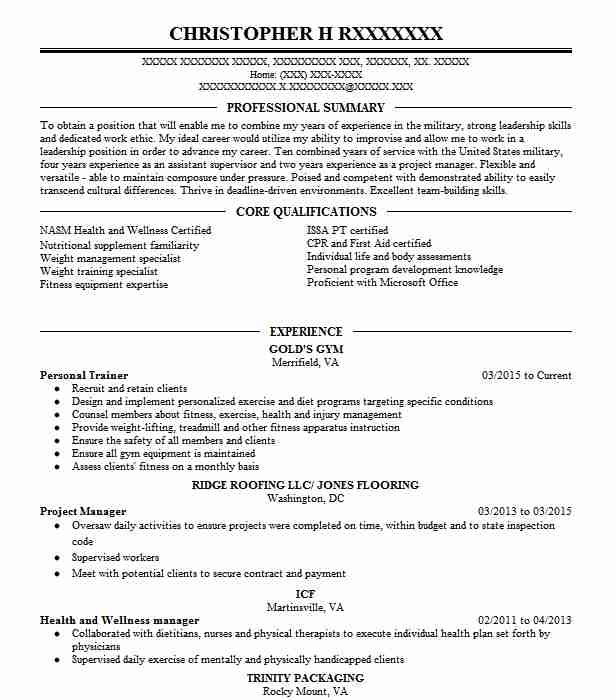 Resume Combine Years Of Experience