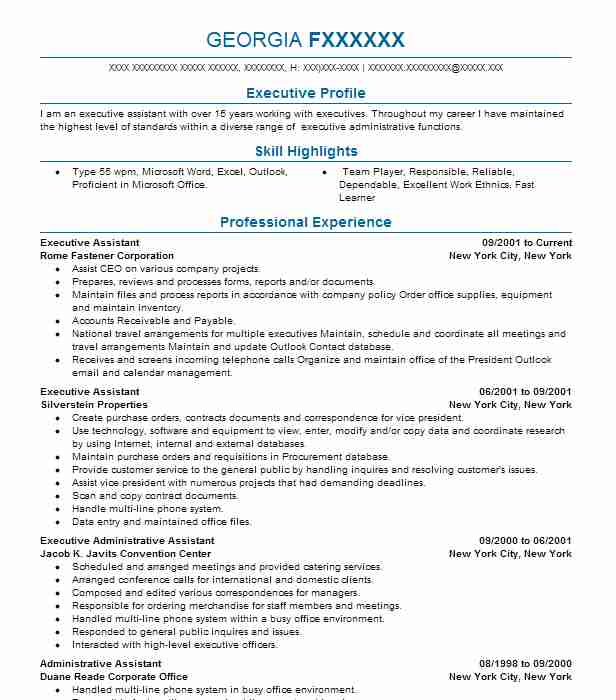 virtual assistant resume example self employed walker louisiana