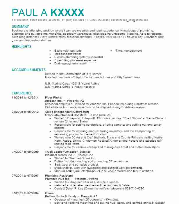 Find Resume Examples in Chino Valley, AZ | LiveCareer