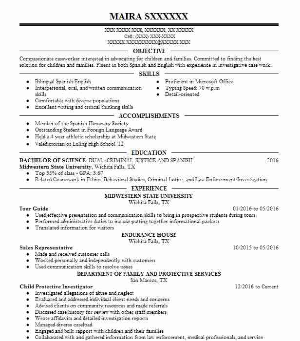 Travel And Tour Guide Resume Sample and Examples