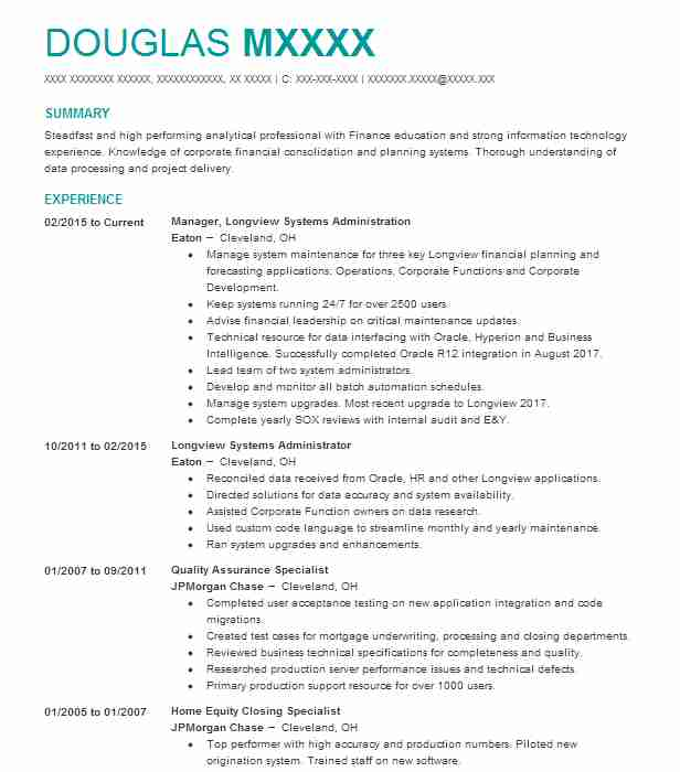 Hr Administration Resume Sample | Administration Resumes | LiveCareer
