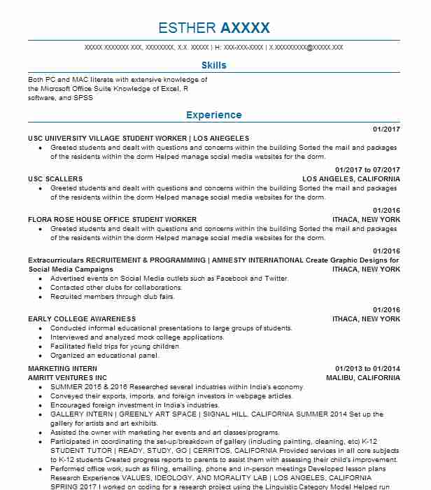 12 resumes matching marketing advertising and pr resume samples in cerritos california - Pr Resume Samples